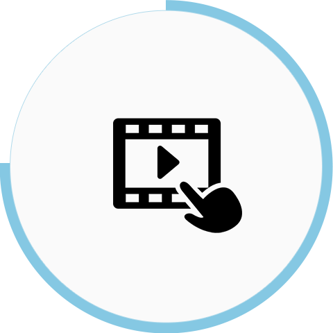 Choose Video Icon