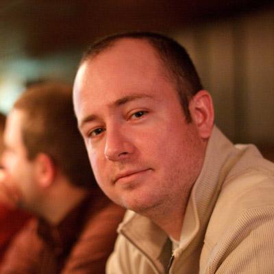 Ian Berry-Jewett, VP of Technology