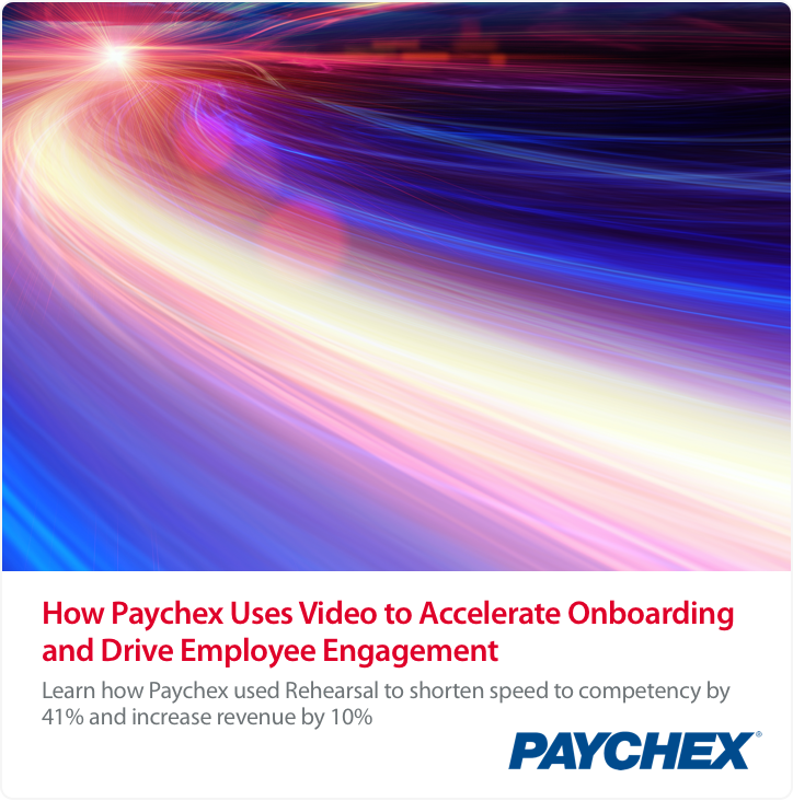 Paychex Onboarding and Engagement Case Study