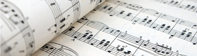 music-book as practice materials